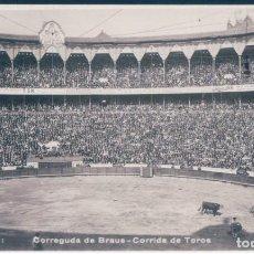 Postales: POSTAL BARCELONA - CORRIDA DE TOROS - ZERKOWITZ. Lote 140981102