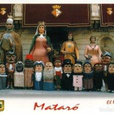 Postales - MATARO - ELS GEGANTS - 141746166