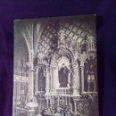 Postales: POSTAL MONTSERRAT ALTAR DE SANT BENET SIN CIRCULAR L.ROCA. Lote 141813402