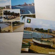 Postales: LOTE POSTALES SALOU .-1 CIRCULADA. Lote 141838218