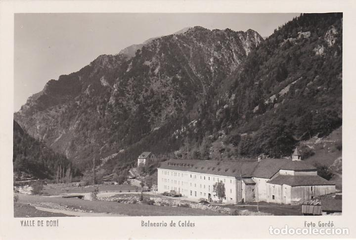 valle de bohi, boi, balneario de caldes, lerida - Comprar Postales antiguas de Cataluña en todocoleccion - 141940266