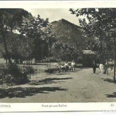 Postales: (PS-58985)POSTAL FOTOGRAFICA DE ARGENTONA-FONT PICANT BALLOT.EDICIO J.RODON. Lote 142448102
