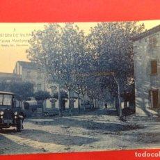 Postales: SANT ANTONI DE VILAMAJOR. PLASSA MONTSENY. Lote 142685730