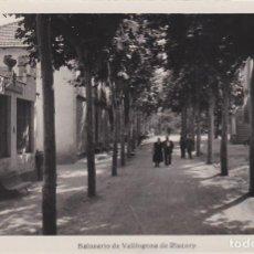 Postales: BALNEARIO DE VALLFOGONA DE RIUCORP, RIUCORB, TARRAGONA. Lote 142724810