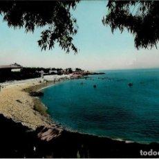 Postales: TARRAGONA. SAN CARLOS RAPITA PLAYA CAMPING ALFAQUES. 1960. Lote 142771366