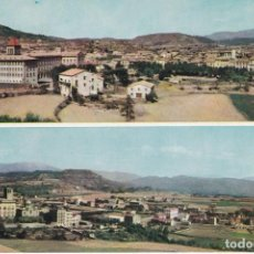 Postales: SOLSONA, VISTA GENERAL, LERIDA. Lote 142797342