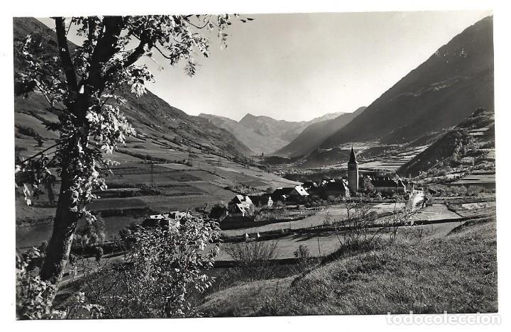 VALLE DE ARAN Nº 19 BETREN Y PANORAMICA DEL ALTO ARAN .- M. BONAMUSA (Postales - España - Cataluña Moderna (desde 1940))