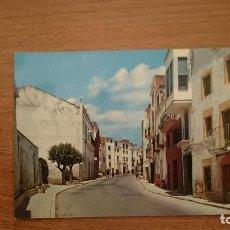Postales: POSTAL CABRA DEL CAMPO ARRABAL DE LA CRUZ SIN CIRCULAR. Lote 142882466