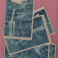Postales: LOTE DE 10 POSTALES DE SAN MIGUUEL DEL FAY - TONALIDAD AZUL -. Lote 142885546