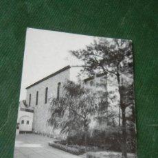 Postales: POSTAL TEMPLO COMUNIDAD EVANGELICA ALEMANA BARCELONA - DEUSTCHE EVANGELISCHE GEMEINDE 1966. Lote 143037858