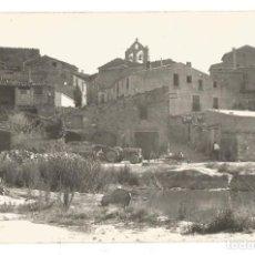 Postales: ANTIGUA POSTAL FULLEDA LERIDA LA BASSA CASAS Y CAMPANARIO FOTO GALLART 1965 NE NC ND LLEIDA. Lote 143227518