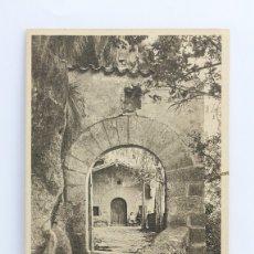Postales: ANTIGUA POSTAL - PRADES, ERMITA DE L' ABELLERA Nº 15 - ED. L. ROISIN - SIN CIRCULAR. Lote 143288566