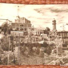 Postales: BARCELONA - CUMBRE DEL TIBIDABO. Lote 143370162