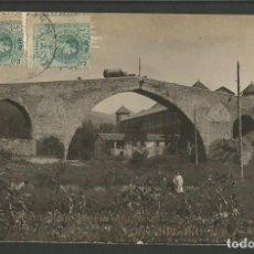 Postales: SANT JOAN DE LES ABADESSES-PONT DEL RIU TER-COLECCIÓ MAURI-POSTAL ANTIGA-(55.183). Lote 143464442