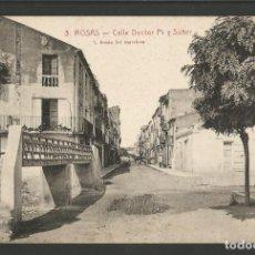 Postales: ROSAS-CALLE DOCTOR PI Y SUÑER-3-ROISIN-POSTAL ANTIGA-(55.220). Lote 143514414