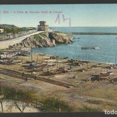 Postales: SANT FELIU DE GUIXOLS-RECO DE LLEVANTO-A.T.V. 3074-POSTAL ANTIGA-(55.226). Lote 143525582