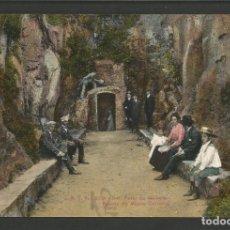 Postales: SANT FELIU DE GUIXOLS-FUENTE MONTE CALVARIO-A.T.V. 3054-POSTAL ANTIGA-(55.228). Lote 143526418