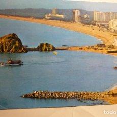 Postales: POSTAL BLANES . VISTA PARCIAL Y PALOMERA -CIRCULADA. Lote 143547614