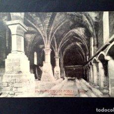 Postales: TARJETA POSTAL Nº20 DEL MONASTERIO DE POBLET-BODEGA DE L.ROISIN-SIN CIRCULAR.. Lote 143577166