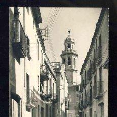 Postales: POSTAL DEL VENDRELL: CARRER DE LA CARNICERIA (RAYMOND NUM. 11). Lote 143654554
