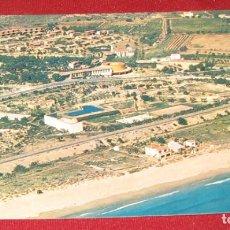 Postales: TARRAGONA - VISTA AEREA RESIDENCIA EDUCACION Y DESCANSO - ED. AEROPOST - AÑO 1962. Lote 143736902