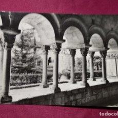 Postales: TARJETA POSTAL. GERONA Nº 33. CLAUSTRO ROMÁNICO DE LA CATEDRAL. FOTO ALFONSO. Lote 143839906