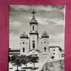 Postales: TARJETA POSTAL. BALAGUER. Nº 3. SANTUARIO DEL SANTO CRISTO. FOTO CARROVÉ. Lote 143840378