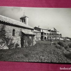 Postales: TARJETA POSTAL. 8. HOTEL SAN BERNAT . MONTSENY. FOTO MATEO. Lote 143840618