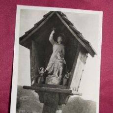 Postales: TARJETA POSTAL. SERIE I. Nº 4. CAPILLA PROXIMA AL HOTEL SAN BERNAT . MONTSENY. . Lote 143840726