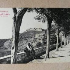 Postales: ANTIGUA POSTAL. HOSTALRICH. GERONA. MIRANDA DEL TORDERA.. Lote 143889626