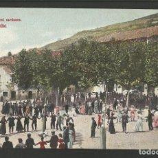 Postales: CAMPRODÓN-BALLANT SARDANES-THOMAS-POSTAL ANTIGUA-(55.348). Lote 144046382