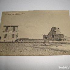 Postales: (ALB-TC-40) INTERESANTE POSTAL SAMPEDOR EL NOU MOLI SIN CIRCULAR. Lote 147846436