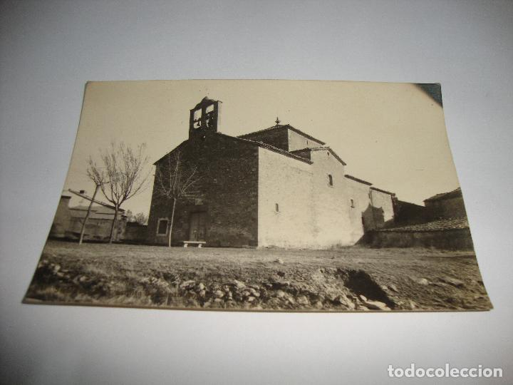 (ALB-TC-40) INTERESANTE POSTAL SAMPEDOR L'ERMITA DE SANTA ANGNA SIN CIRCULAR (Postales - España - Cataluña Antigua (hasta 1939))