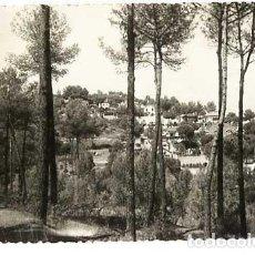 Postales: BARCELONA LA FLORESTA PEARSON TURÓ DEL SOL. ED. FOTO BELLMÓN. CIRCULADA. Lote 144564246
