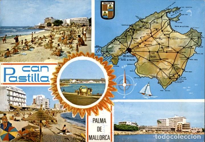 CAN PASTILLA – PALMA DE MALLORCA - (Postales - España - Cataluña Moderna (desde 1940))