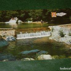 Postales: MASSANET DE CABRENYS - GIRONA GORJA DE LES DONES - EXCL.J.VIÑAL. Lote 145273210