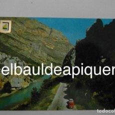 Postales: POSTAL DE SELLES. PUENTE MONARES. LERIDA. SIN CIRCULAR. Lote 145826218