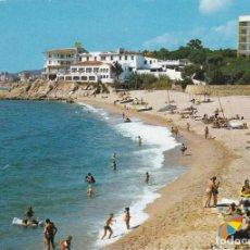 Postales: PLAYA DE ARO, COSTA BRAVA, GERONA. Lote 146009894
