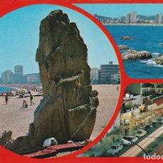 Postales: PLAYA DE ARO, COSTA BRAVA, GERONA. Lote 146010838