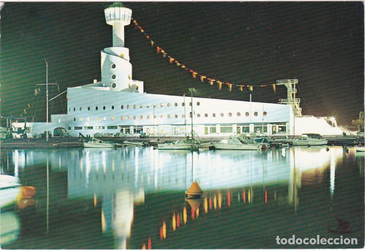 AMPURIABRAVA,COSTA BRAVA,CLUB NAUTICO, EMPURIABRAVA, GERONA (Postales - España - Cataluña Moderna (desde 1940))