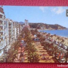 Postales: POSTAL POST CARD CARTE POSTALE GERONA GIRONA LLORET DE MAR COSTA BRAVA CATALUÑA CATALUNYA CON SELLO . Lote 146133770