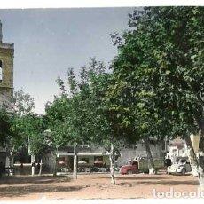 Postales: LLEIDA ORGAÑA PLAZA DEL GENERAL TELLA ED. FOTO JANOT. POSTAL FOTOGRÁFICA, SIN CIRCULAR. Lote 146272194