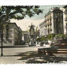 Postales: LLEIDA SEO DE URGEL CALLE SAN ODÓN ED. FOTO JANOT. CIRCULADA. Lote 146275306