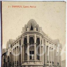 Postales: 8 POSTALES ANTIGUAS DE TARRASA. NUMERADAS. NUEVAS. SIN USO.. Lote 146296174