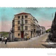 Postales: ARTESA DE SEGRE.(LLEIDA).- CRUCE DE CARRETERAS. Lote 146407098