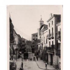 Postales: ARTESA DE SEGRE.(LLEIDA).- CALLE OBISPO BERNAUS. Lote 146407254