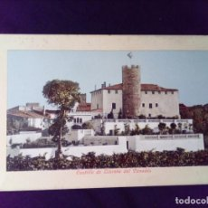 Postales: POSTAL CASTILLO DE LLORENS DEL PANADES SIN CIRCULAR. Lote 146422982