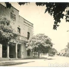 Postales: BARCELONA STA. EULALIA DE RONSANA AYUNTAMIENTO. POSTAL FOTOGRÁFICA, SIN CIRCULAR. Lote 146444294