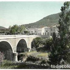 Postales: TARRAGONA PLA DE MANLLEU VISTA PARCIAL. FOTO RAYMOND. CIRCULADA. Lote 146444426