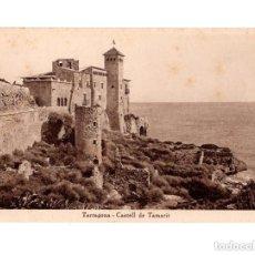 Postales: TARRAGONA.- CASTELL DE TAMARIT. Lote 146524170
